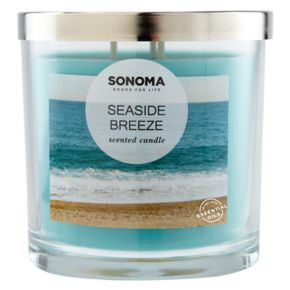 SONOMA Goods for Life™ Seaside Breeze 14-oz. Candle Jar