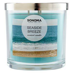 SONOMA Goods for Life® Seaside Breeze 14-oz. Candle Jar