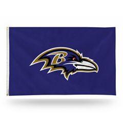 Baltimore Ravens Banner Flag