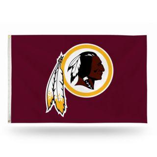 Washington Redskins Banner Flag