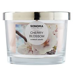 SONOMA Goods for Life™ Cherry Blossom 5-oz. Candle Jar