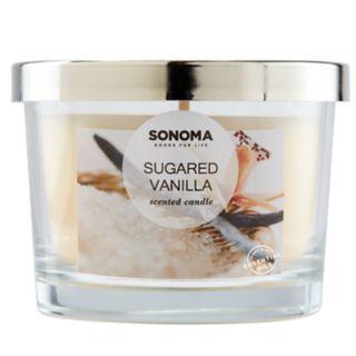 SONOMA Goods for Life? Sugared Vanilla 5-oz. Candle Jar