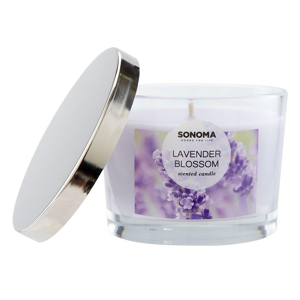 SONOMA Goods for Life™ Lavender Blossom 5-oz. Candle Jar