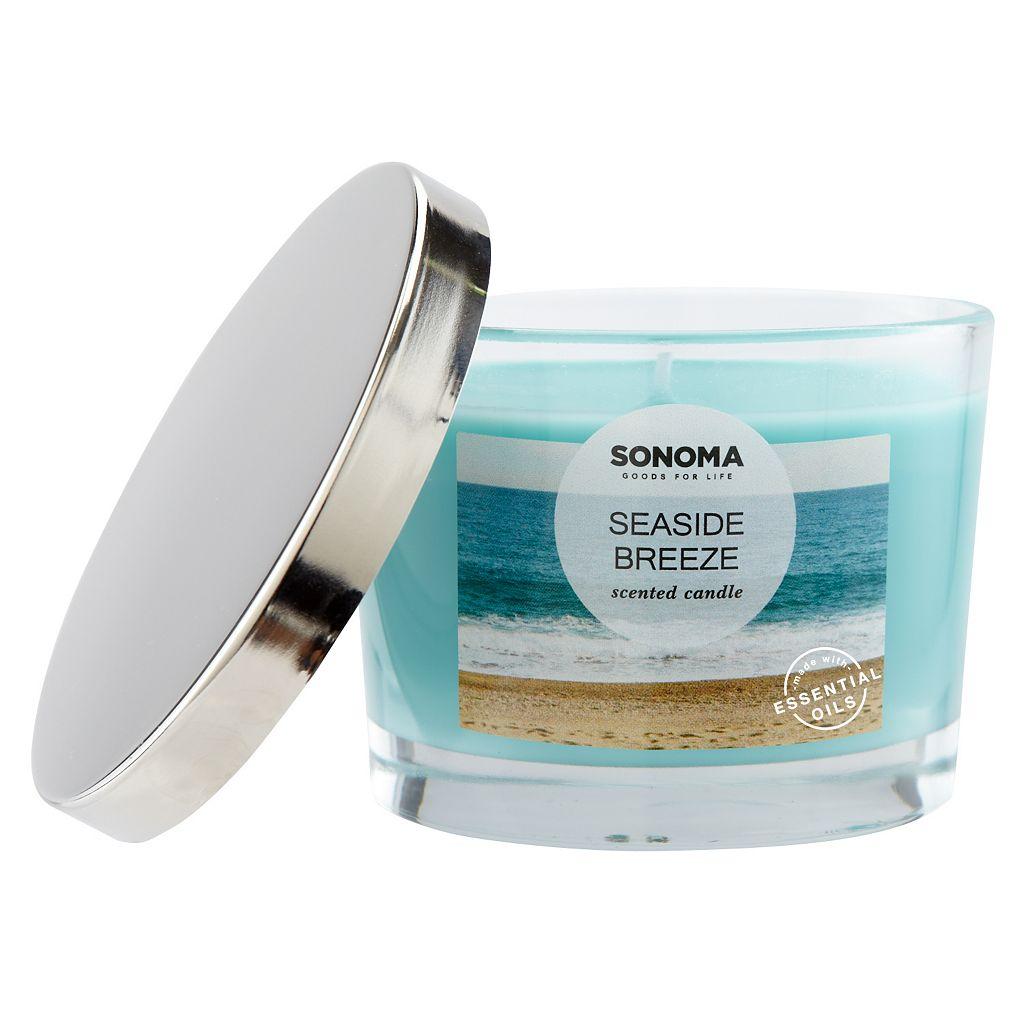 SONOMA Goods for Life™ Seaside Breeze 5-oz. Candle Jar