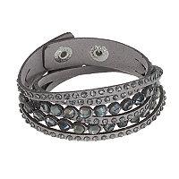 Mudd® Rhinestone Wrap Bracelet