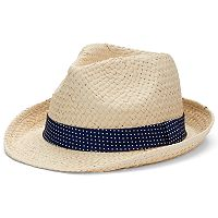 Men's Urban Pipeline® Straw Fedora