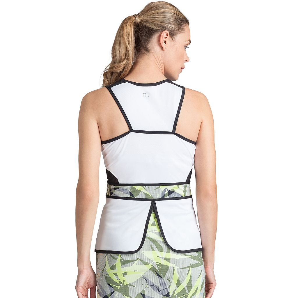 Women's Tail Sandra Pique Tennis Tank