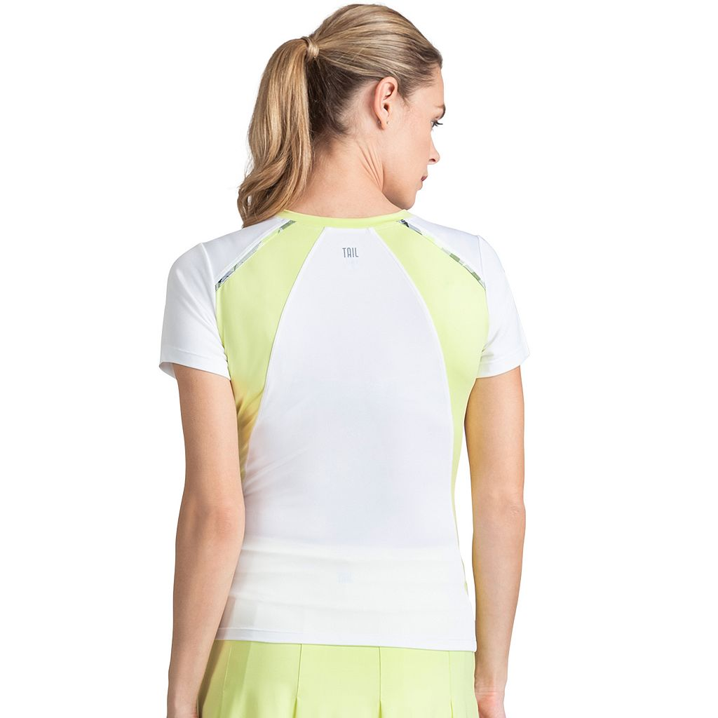 Women's Tail Maria Knit Tennis Tee