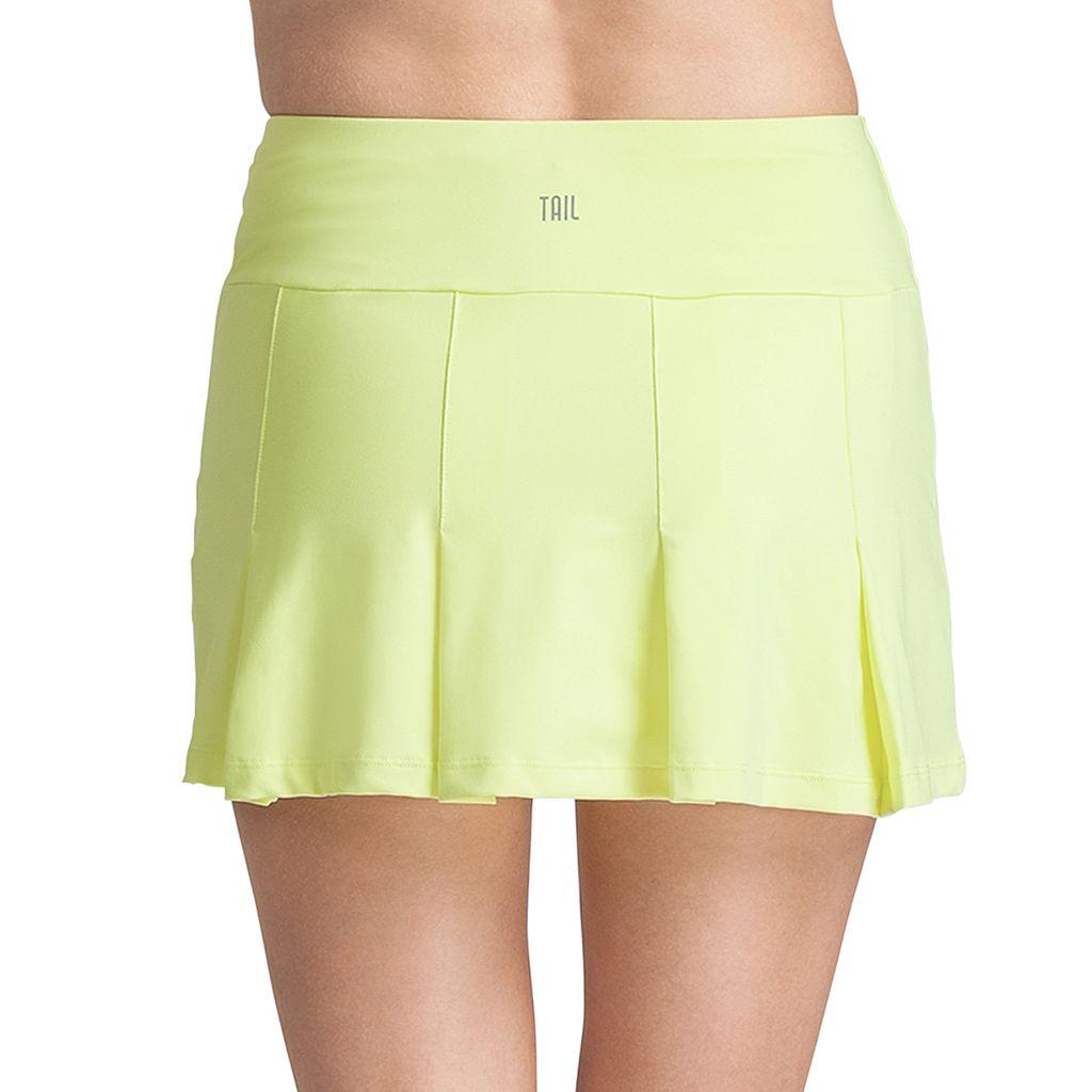 Women's Tail Emeline Knit Split Pleat Tennis Skort