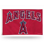 Los Angeles Angels of Anaheim Banner Flag