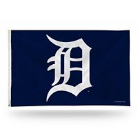 Detroit Tigers Banner Flag