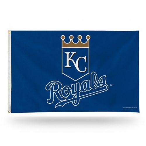 Kansas City Royals Shield Banner Flag