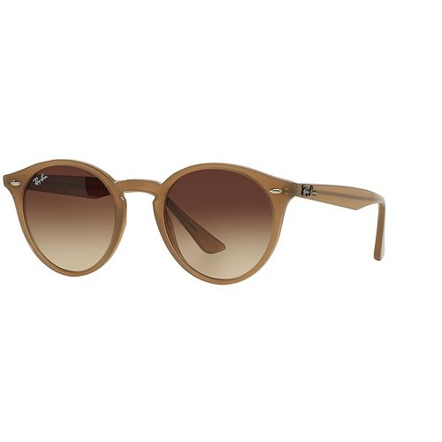 Ray-Ban RB2180 49mm Round Gradient Sunglasses