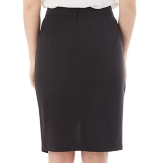 Juniors' IZ Byer Cross Front Skirt