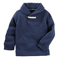 Toddler Boy OshKosh B'gosh® Shawl Collar Pullover Sweater