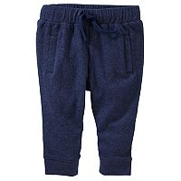 Baby Boy OshKosh B'gosh® Knit Jogger Pants