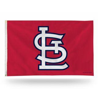 "St. Louis Cardinals ""STL"" Banner Flag"