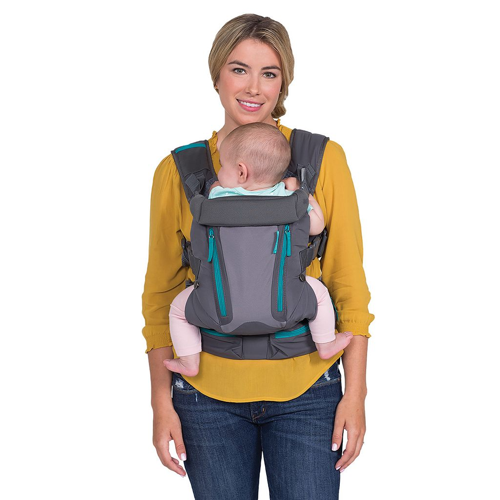Infantino Carry On Multi-Pocket Baby Carrier