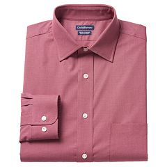 Men's Croft & Barrow® True Comfort Classic-Fit Oxford Stretch Dress Shirt
