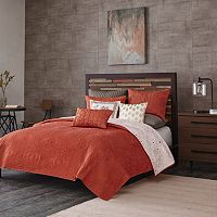 INK+IVY 3-piece Kandula Coverlet Set