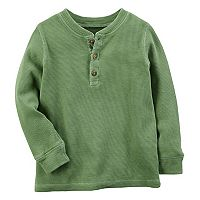 Baby Boy Carter's Thermal Henley