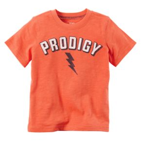 """Baby Boy Carter's """"Prodigy"""" Graphic Tee"""