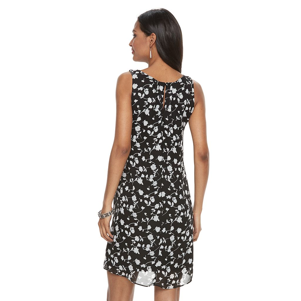 Women's Bethany Print Shift Dress