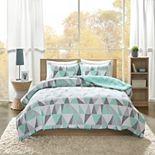 Intelligent Design Ellie Reversible Comforter Set