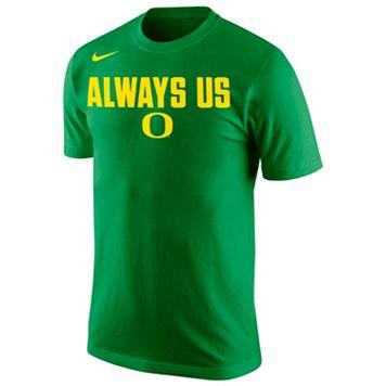 Men's Nike Oregon Ducks Mantra Tee