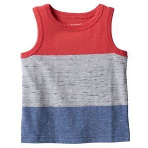 Baby Boy Jumping Beans® Americana Colorblock Tank Top