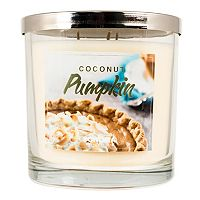 SONOMA Goods for Life™ Coconut Pumpkin 14-oz. Candle Jar