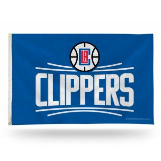 Los Angeles Clippers Banner Flag