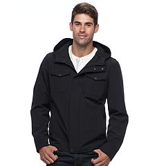 Men's Levi's Hooded Rain Jacket