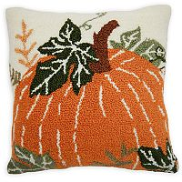Celebrate Fall Together Tufted Pumpkin Throw Pillow