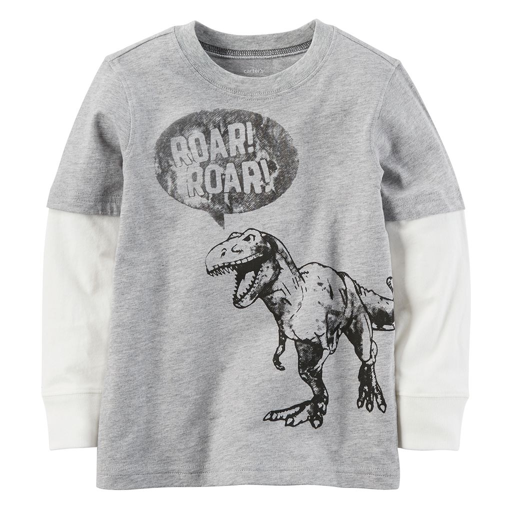 Baby Boy Carter's Dinosaur