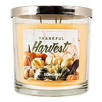 SONOMA Goods for Life™ Thankful Harvest 14-oz. Candle Jar