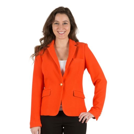 Women's Harve Benard Knit Blazer