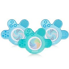 Evenflo Feeding 3 pkBaby Boutique Teether Soothers