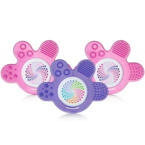 Evenflo Feeding 3-pk. Baby Boutique Teether Soothers