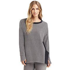 Women's Cuddl Duds Fleece Lounge Pullover