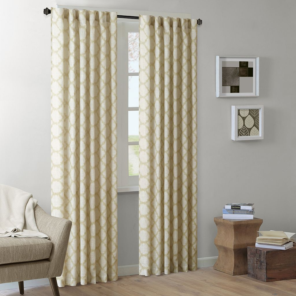INK+IVY Nakita Window Curtain
