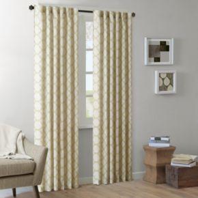 INK+IVY 1-Panel Nakita Window Curtain