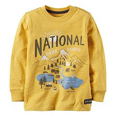 Baby Boy Carter's 'National Park Ranger' Applique Graphic Tee