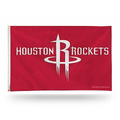 Houston Rockets Banner Flag