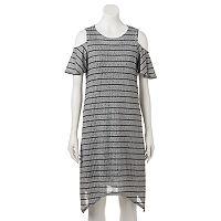 Women's Apt. 9® Cold-Shoulder Dress