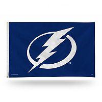 Tampa Bay Lightning Black Banner Flag