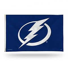 Tampa Bay Lightning Black Banner Flag