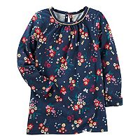 Toddler Girl OshKosh B'gosh® Floral Print Tunic Top