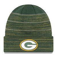Adult New Era Green Bay Packers Official Touchdown Beanie