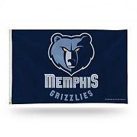 Memphis Grizzlies Banner Flag